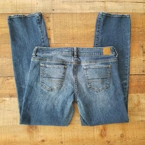 American Eagle Straight Leg Denim Jeans